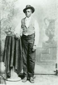 Carver, circa 1870's