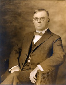 Henry C. Wallace, circa 1910