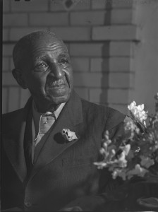 Iowa State University alumnus George Washington Carver is well-known for his work developing dozens of new peanut byproducts.