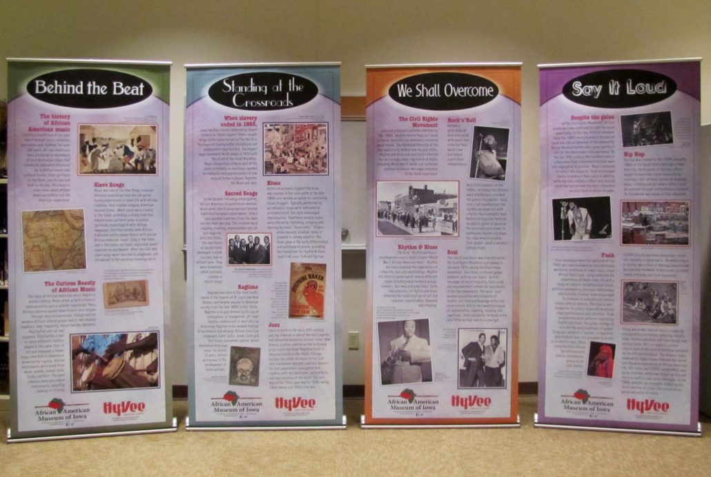 traveling exhibits african american museum of iowa