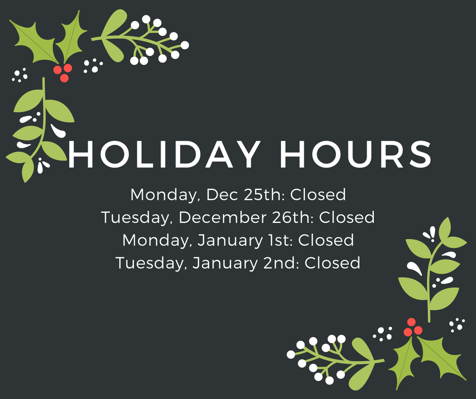 Holiday Hours (2)