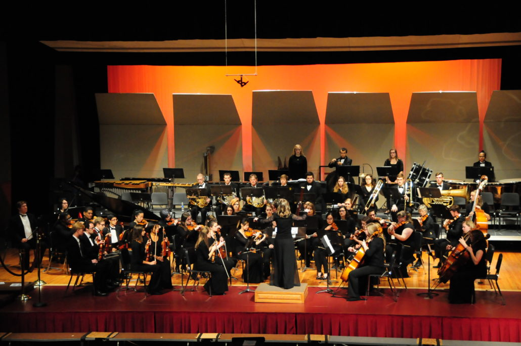 An Evening with the Coe College Symphony Orchestra and the