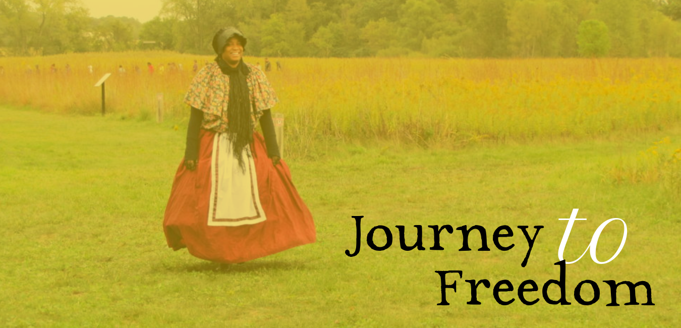 Journey to Freedom header image